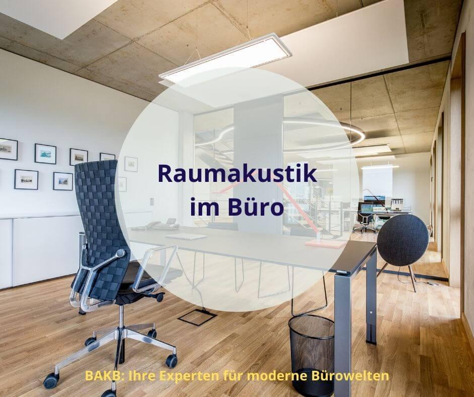 Raumakustik: Weniger Lärm im Büro