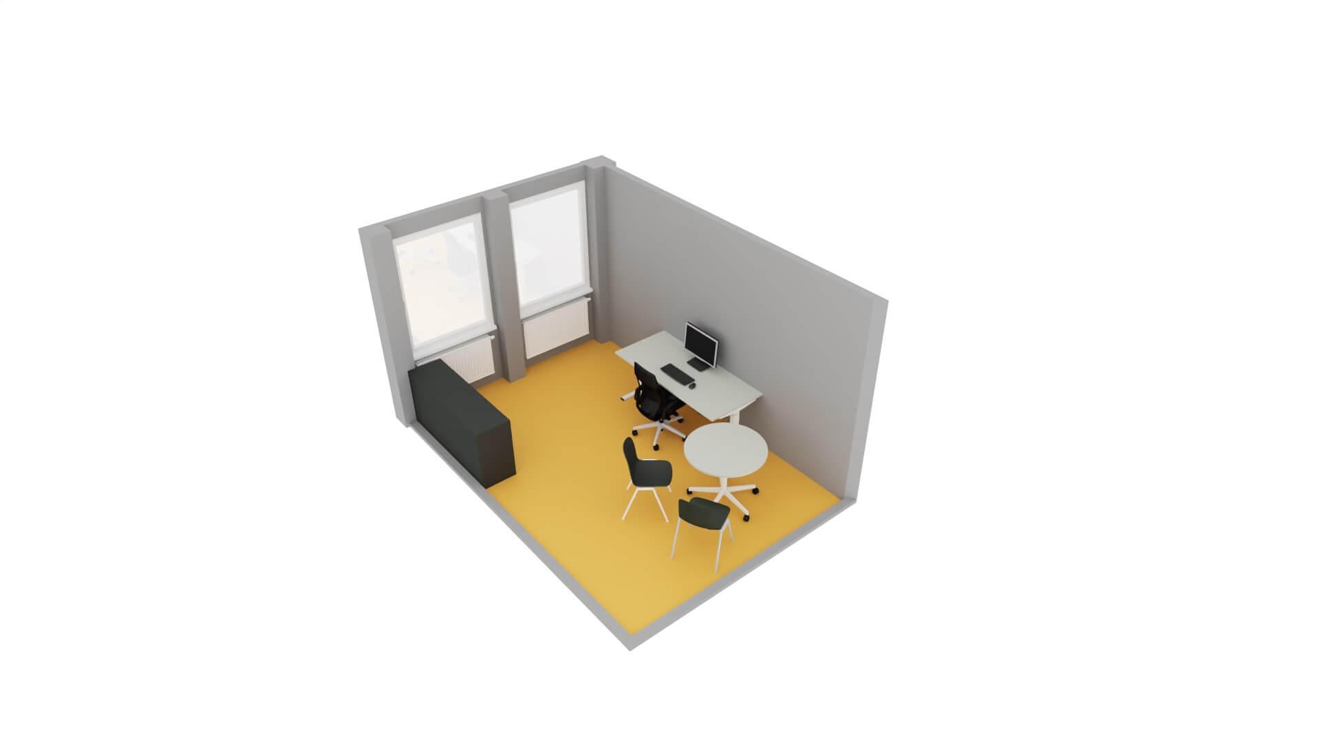 Zellenbüro