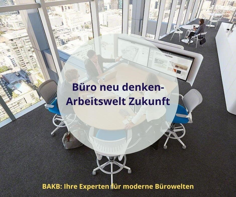 Die Arbeitswelt Zukunft - Arbeitsplatz 4.0